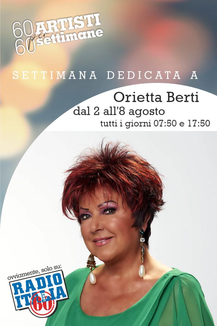 ORIETTA BERTI