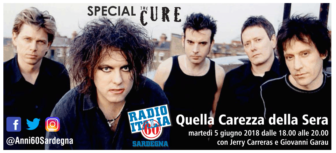 Special The Cure - Quella Carezza della Sera