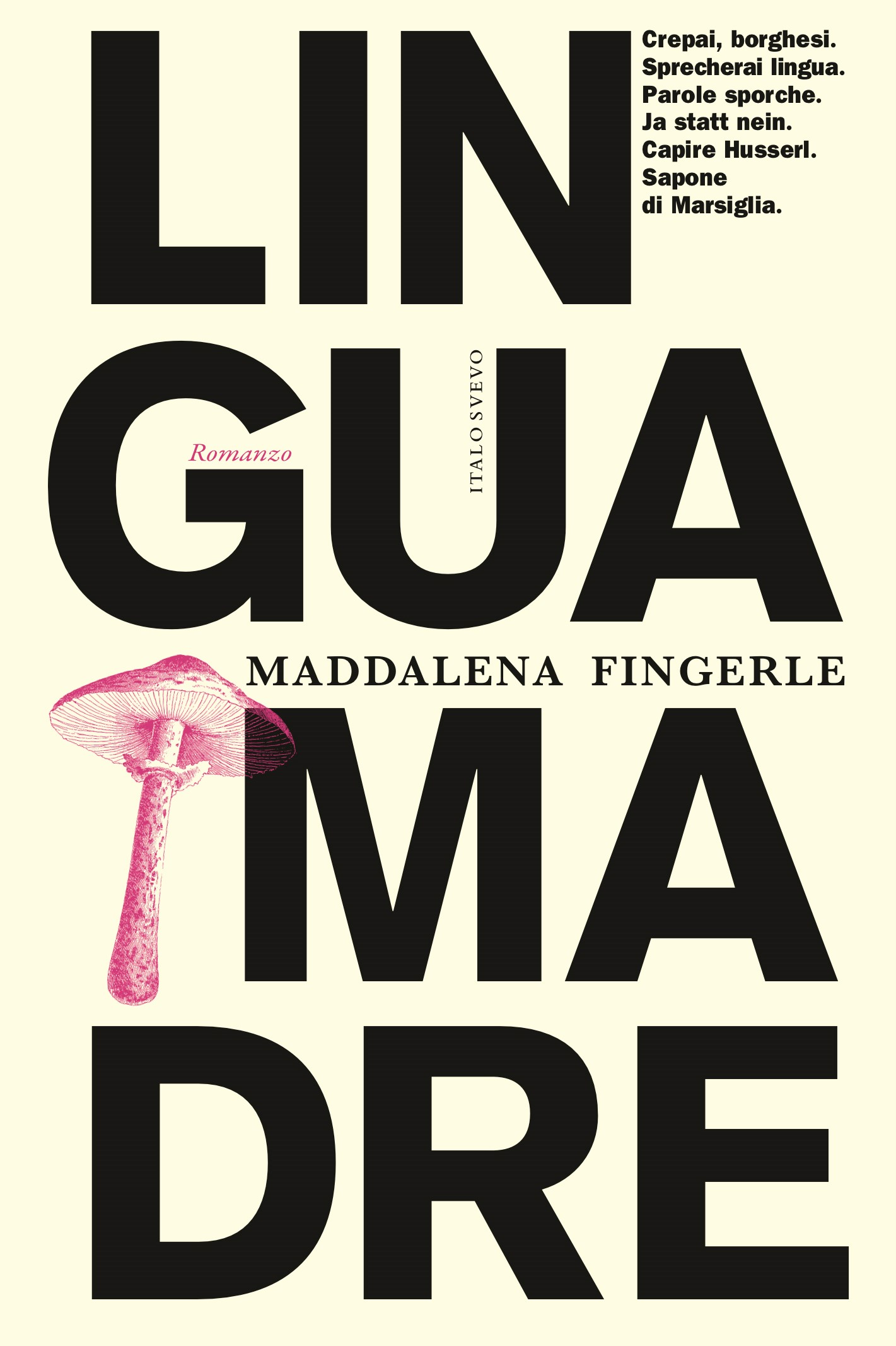 LINGUA MADRE - MADDALENA FINGERLE